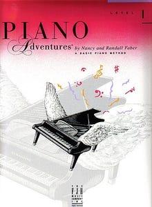 Piano Adventures Lesson Book 1 /  (FABER PIANO ADV)