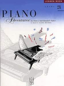 Piano Adventures Lesson Book 2A (Faber)