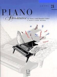 piano adventures theory BK 2a /  (FABER PIANO ADV)