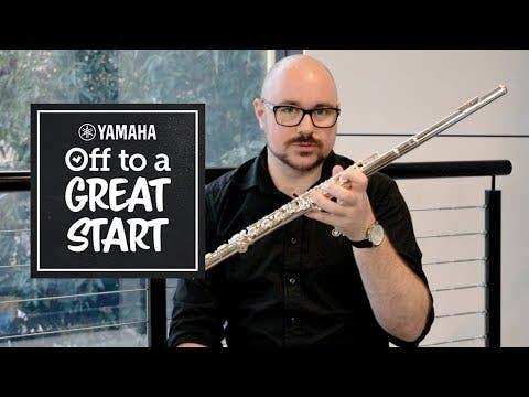 Yamaha YFL222 Student Flute (YFL-222)