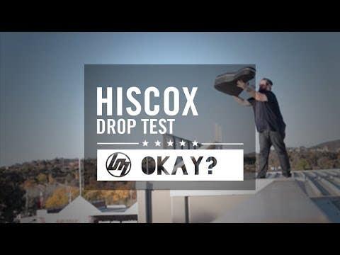 Hiscox Classical Guitar Case - Black