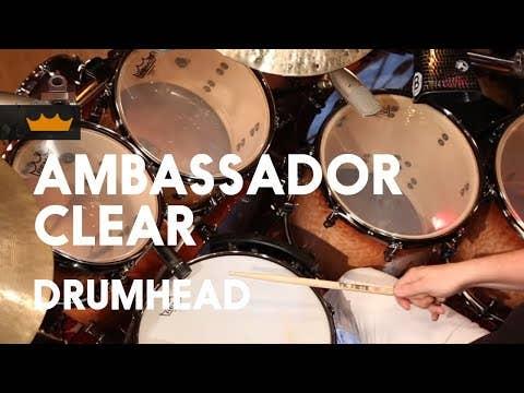 Remo Ambassador Clear 12
