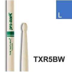 Promark 5B Wood Tip Natural Drumsticks