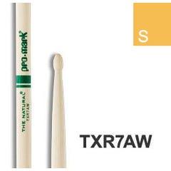 Promark 7A Wood Tip Natural Drumsticks