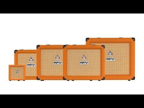 Orange Crush 20RT Combo w/Reverb