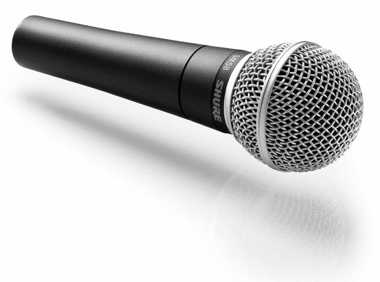 Shure SM58 Dynamic Vocal Microphone (SM-58)