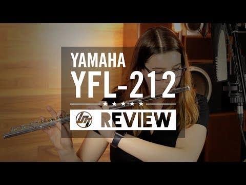 Yamaha YFL212 Student Flute (YFL-212)