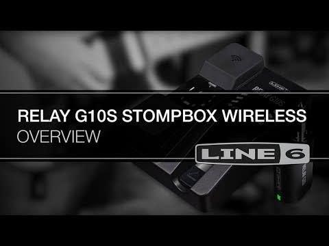 Line 6 Relay G10S Wireless Guitar System