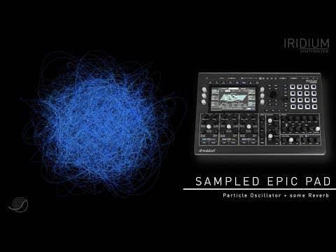 Waldorf Iridium Desktop Synth Module