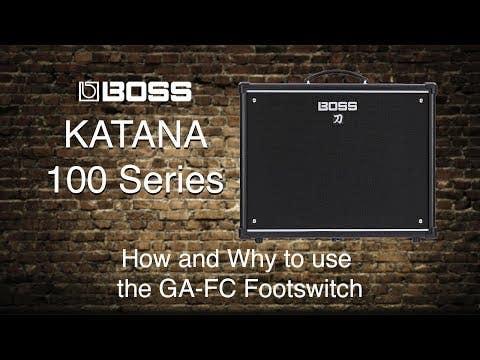 Boss GA-FC Foot Controller (GAFC)