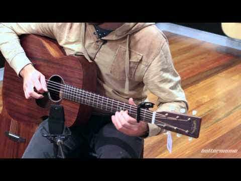 Sigma 000M-15L Acoustic Guitar - Mahogany - Left Handed
