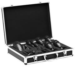 AKG DP-SESSION Drum Microphone Pack