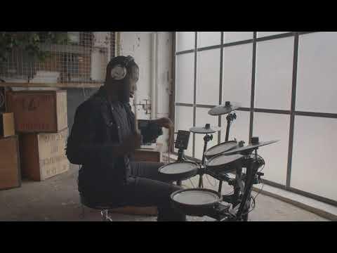 Roland V-Drums TD-1DMK Electronic Drum Kit (TD1DMK)