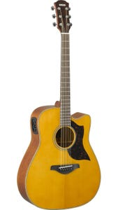 Yamaha A1M Dreadnaught Acoustic Electric Guitar (A1M)