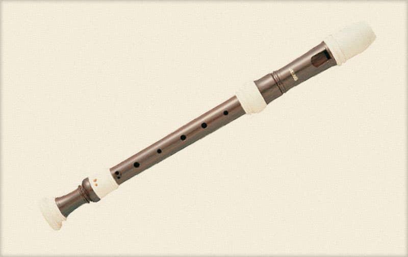 AULOS 709BW Alto/Treble Recorder Palisander Finish AU709BW (AU709BW)