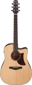 Ibanez AAD170CE LGS Acoustic Electric Guitar - Natural Low Gloss