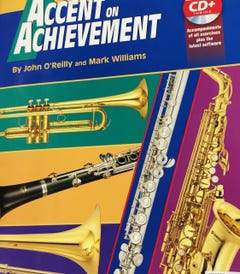ACCENT ON ACHIEVEMENT PERC/ALFRED OREILLY WILLIAMS