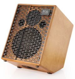 Acus One Forstrings Cremona Amplifier (Suit Violin/Viola/Classical) - Wood