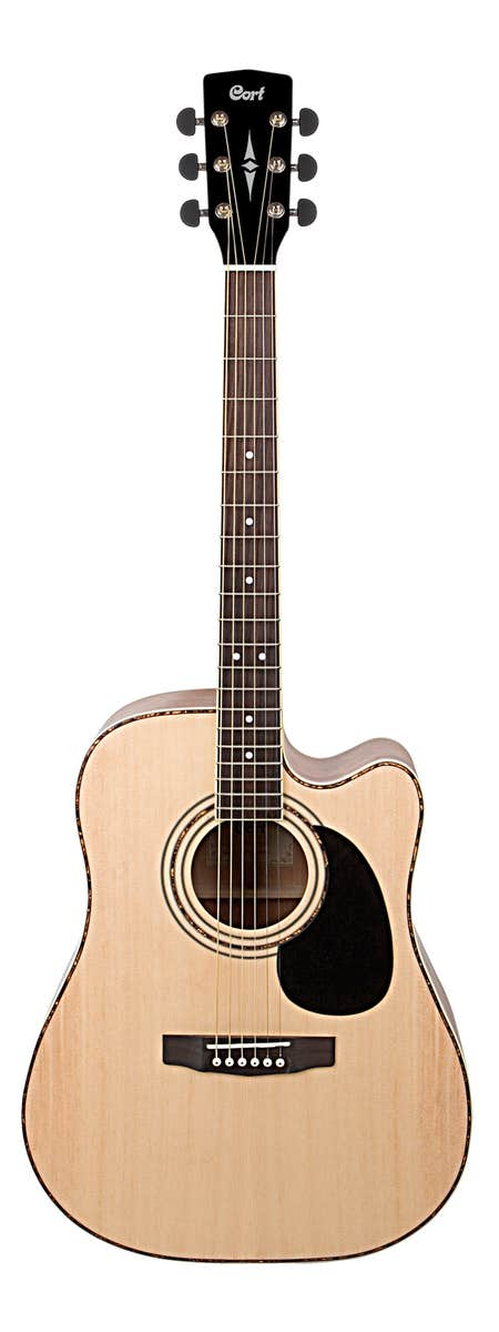 Cort AD880CE Standard Series Acoustic Electric Guitar - Satin