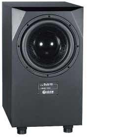 ADAM Audio Sub10 MK2 Studio sub woofer