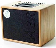 AER Compact 60 Acoustic Guitar Amp - Natural Oak Satin
