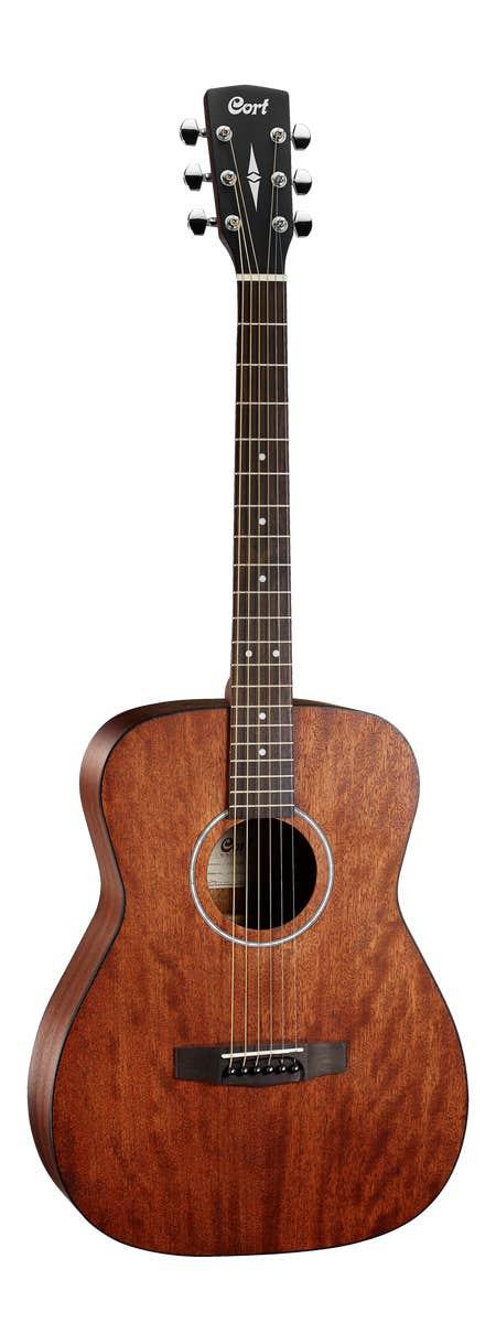 Cort AF510M Acoustic Guitar - Mahogany