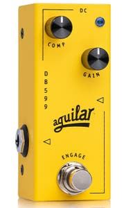 Aguilar DB-599 Bass Compressor Pedal