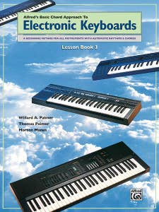 Alfred Basic Chord Approach to Electronic Keyboards Level 3 (Alfred)