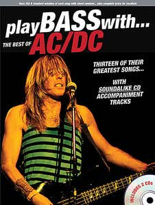 ac/dc play bass with the best of aCDc BK/CD / ACDC (MUSIC SALES)