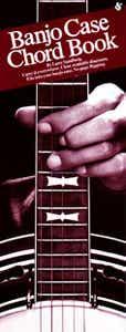 BANJO CASE CHORD BOOK / SANDBERG (MUSIC SALES)