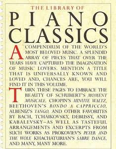 LIBRARY OF PIANO CLASSICS /  (AMSCO Publications)