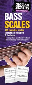 GIG BAG BOOK BASS SCALES