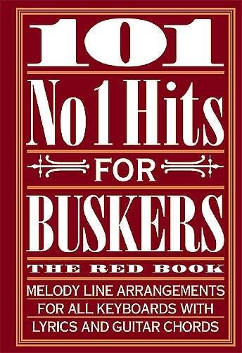 BUSKERS 101 NO 1 HITS RED BK KVG /  (MUSIC SALES)