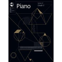 AMEB PIANO GRADE 3 SERIES 17 / AMEB (AMEB)