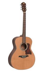 Gilman GA12 Auditorium Acoustic Guitar - Cedar