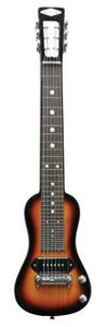 SX Electric Lapsteel w/Bag - Tobacco Stain