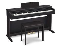 Casio AP270BK Celviano Digital Piano w/Matching Bench - Black