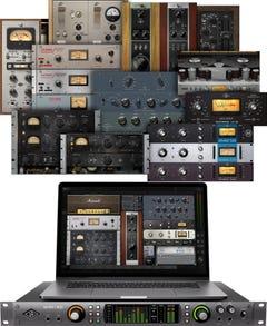 Universal Audio APOLLO x8P Thunderbolt Recording Interface - Heritage Edition
