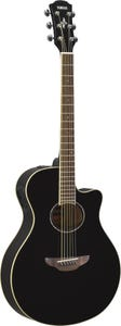 Yamaha APX600 Thinline Acoustic Electric Guitar - Black