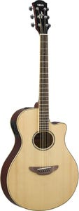 Yamaha APX600 Thinline Acoustic Electric Guitar - Natural