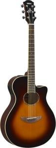 Yamaha APX600 Thinline Acoustic Electric Guitar - Old Violin Sunburst