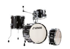 Sonor Bop AQ2 All-Maple Drum Shell Pack - Transparent Black