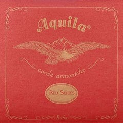 Aquila Baritone Uke Strings - DGBE Tuning (Red Series)