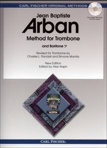 Arban Complete Method for Trombone - New Edition w/ CD / ed. Raph (Carl Fischer)
