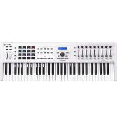 Arturia KeyLab61 MKII Controller Keyboard - White