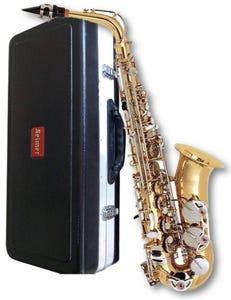 Selmer AS400 Alto Sax w/Paris C Star Mouthpiece + Case!