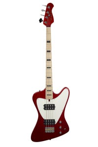 Ashdown The Low Rider 4-String Bass - Candy Apple Red MN