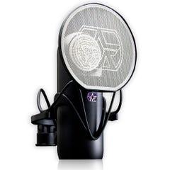 Aston Element Condenser Microphone Bundle w/Custom Shock Mount + Pop-Shield