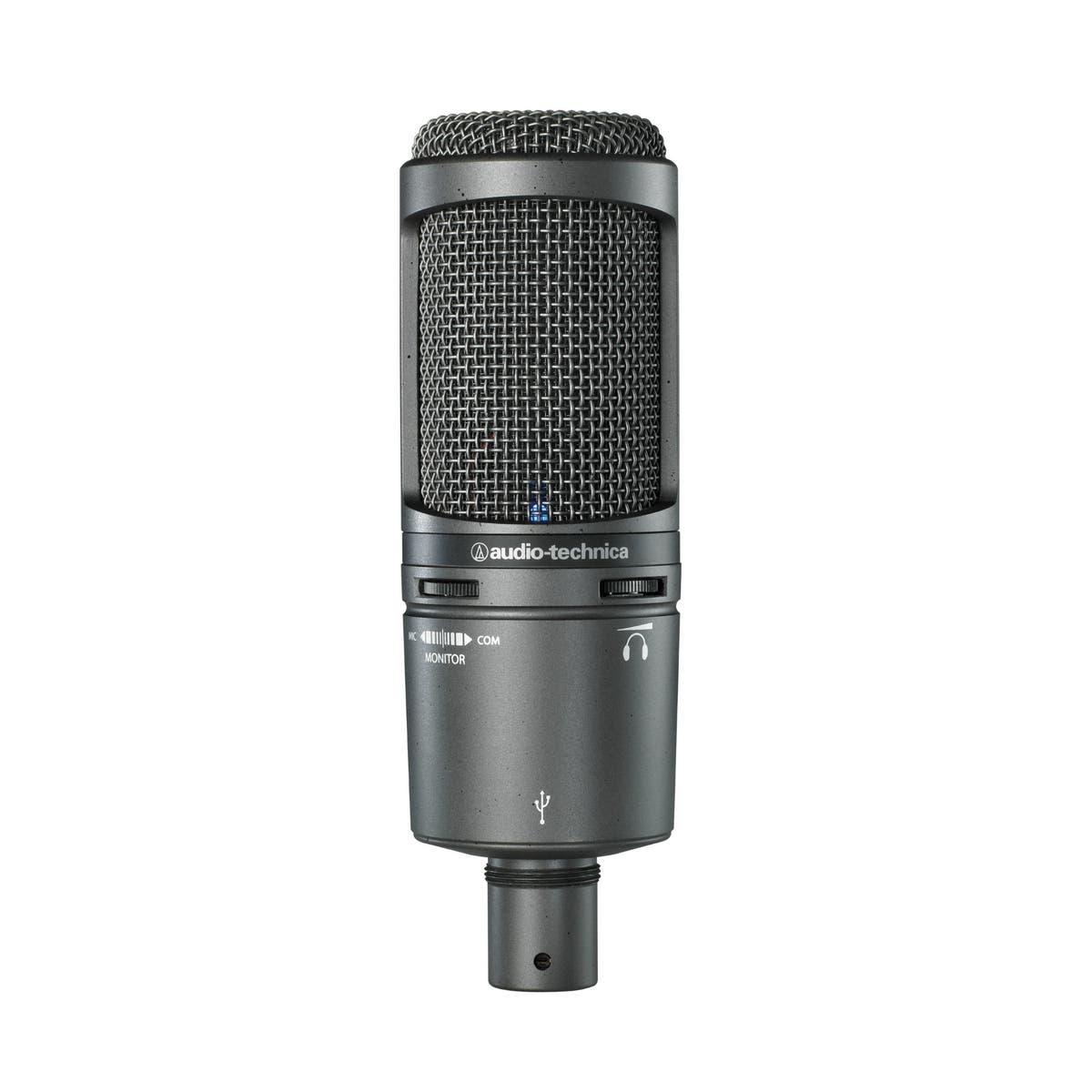 Audio Technica AT2020USB+ USB Condenser Microphone
