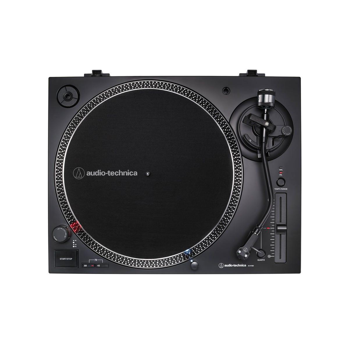 Audio Technica LP120xUSB Direct-Drive Turntable w/USB - Black